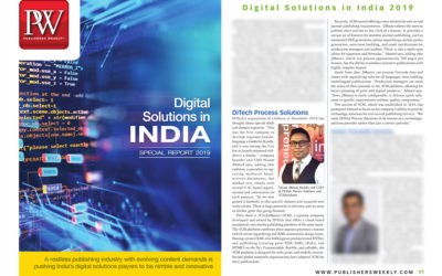 DiTech Process Solutions Featured In Publishers Weekly